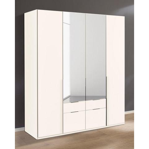 Kledingkasten Wimex garderobekast met spiegeldeuren en laden New York 863026