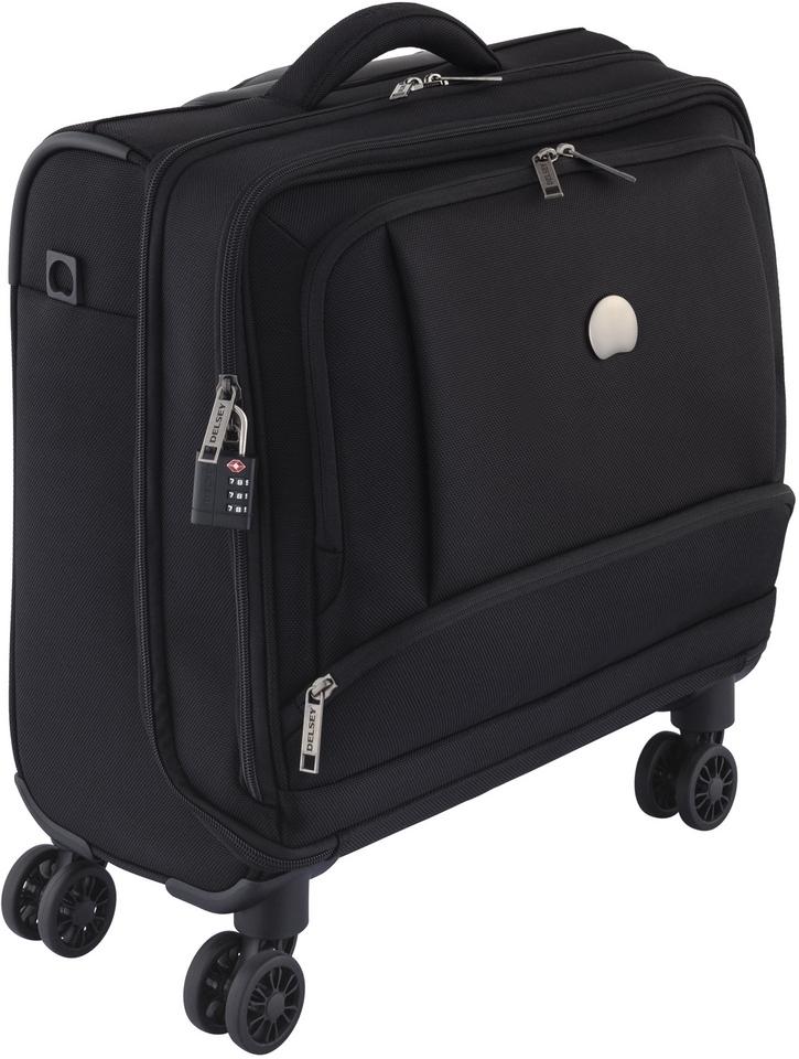 Schoudertas Met Laptopvak 15 6 Inch : Delsey businesstrolley met inch laptopvak en