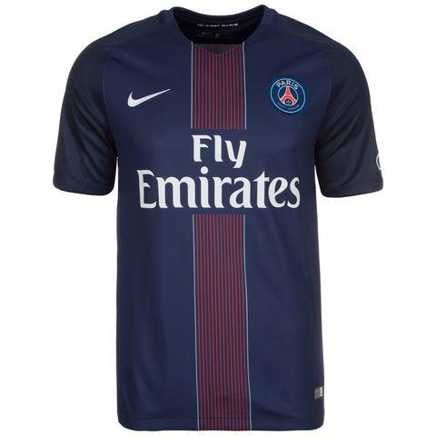 NIKE Parijs Saint-Germain thuisshirt 2016/2017 voor heren