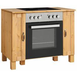 ombouwkast voor oven alby beige