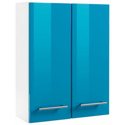 Hangend kastje HELD MÖBEL »Venetië« breedte 50 cm blauwe badkamerkast 179