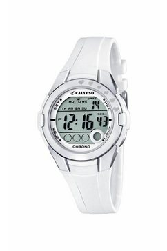 calypso watches chronograaf »k5571-1« wit