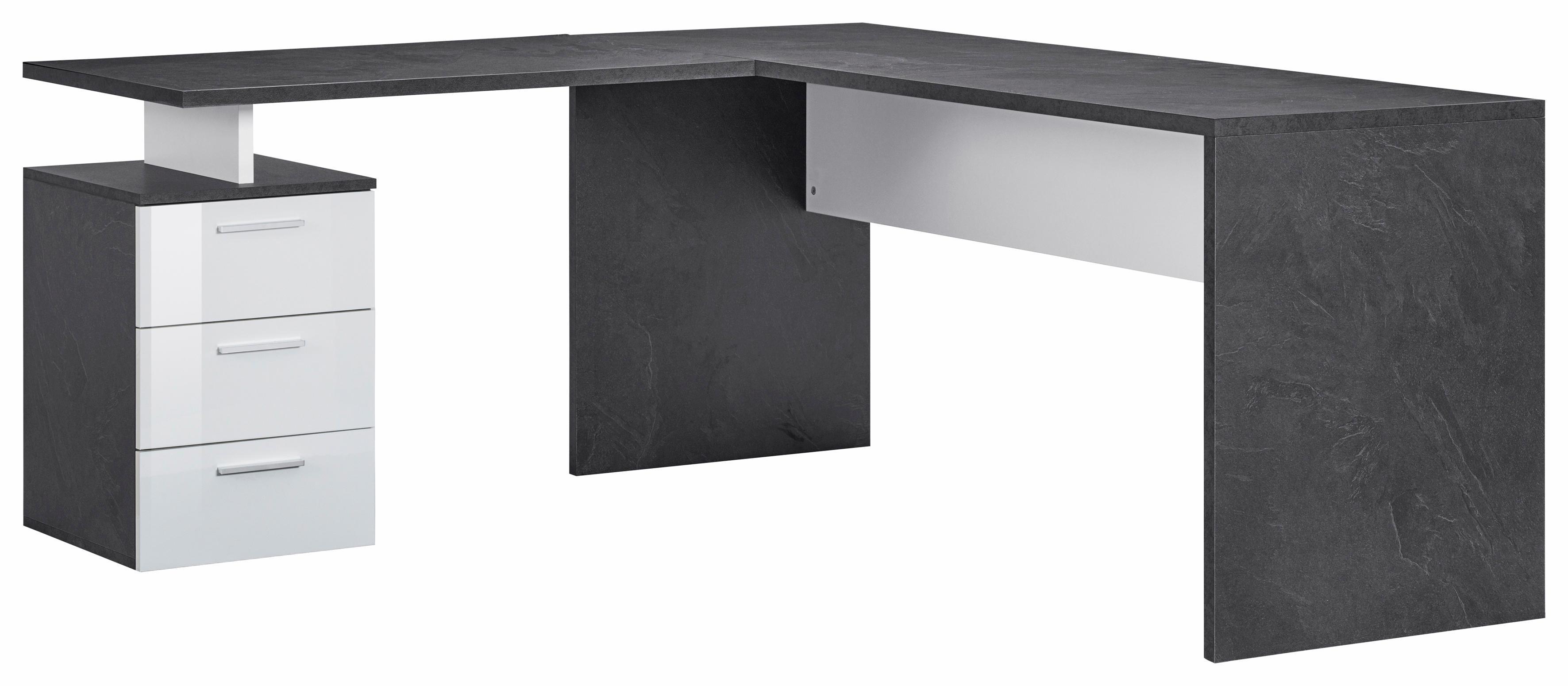 hoekbureau new selina bestel nu bij otto. Black Bedroom Furniture Sets. Home Design Ideas