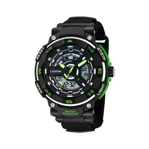 CALYPSO WATCHES chronograaf »K5673/3«
