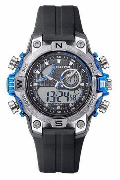 calypso watches chronograaf »k5586-2« zwart