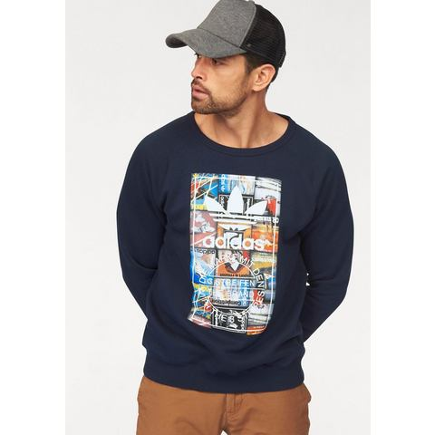 NU 15% KORTING: ADIDAS ORIGINALS sweatshirt