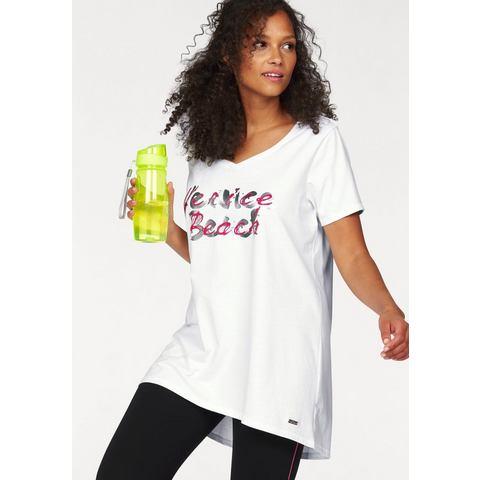 NU 15% KORTING: VENICE BEACH lang shirt