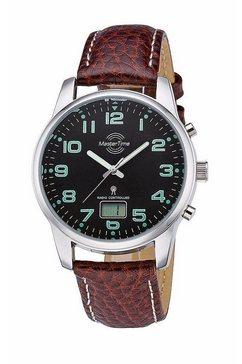 master time radiografisch horloge »mtga-10426-22l« bruin