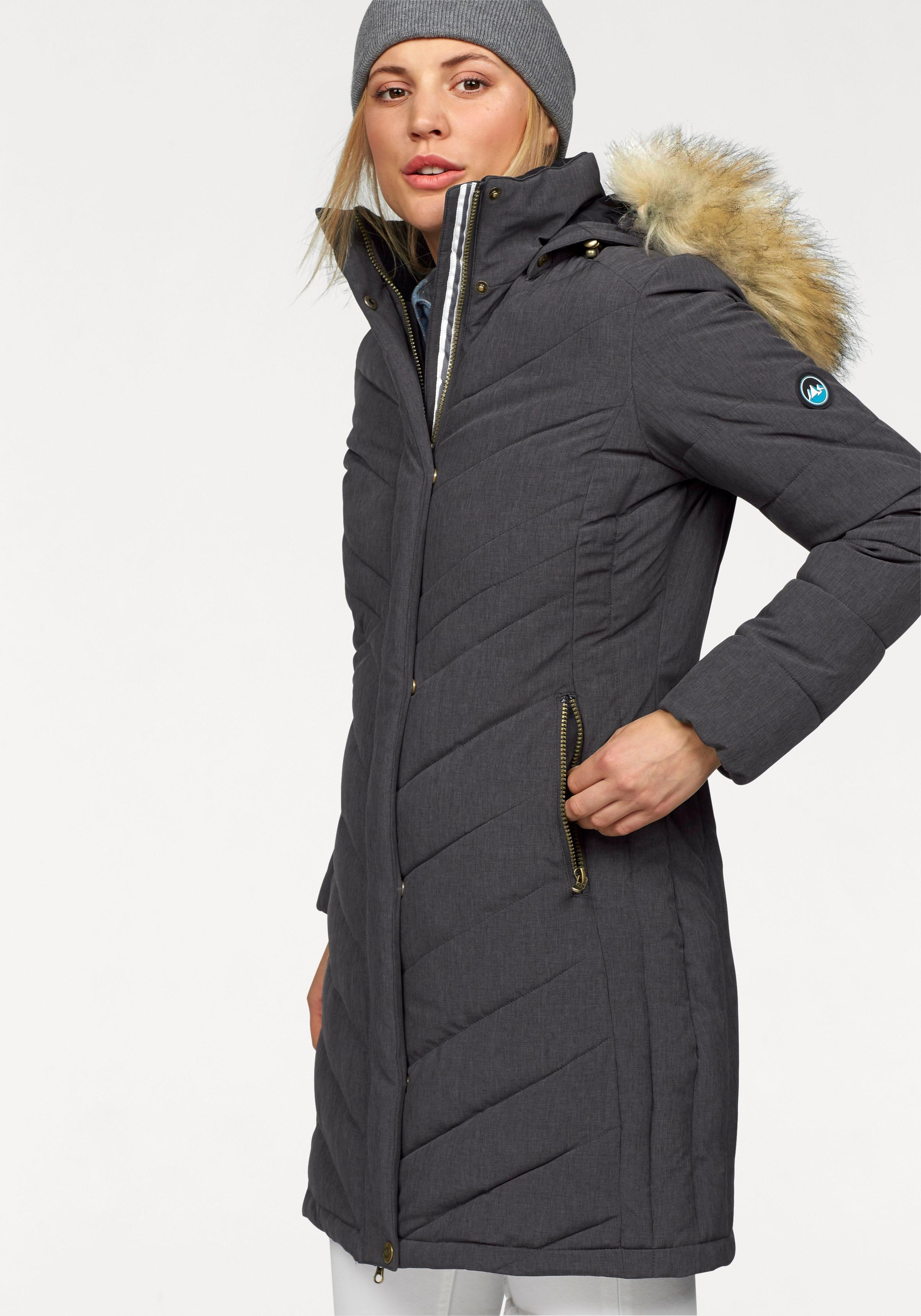 Polarino gewatteerde jas online kopen op otto.nl