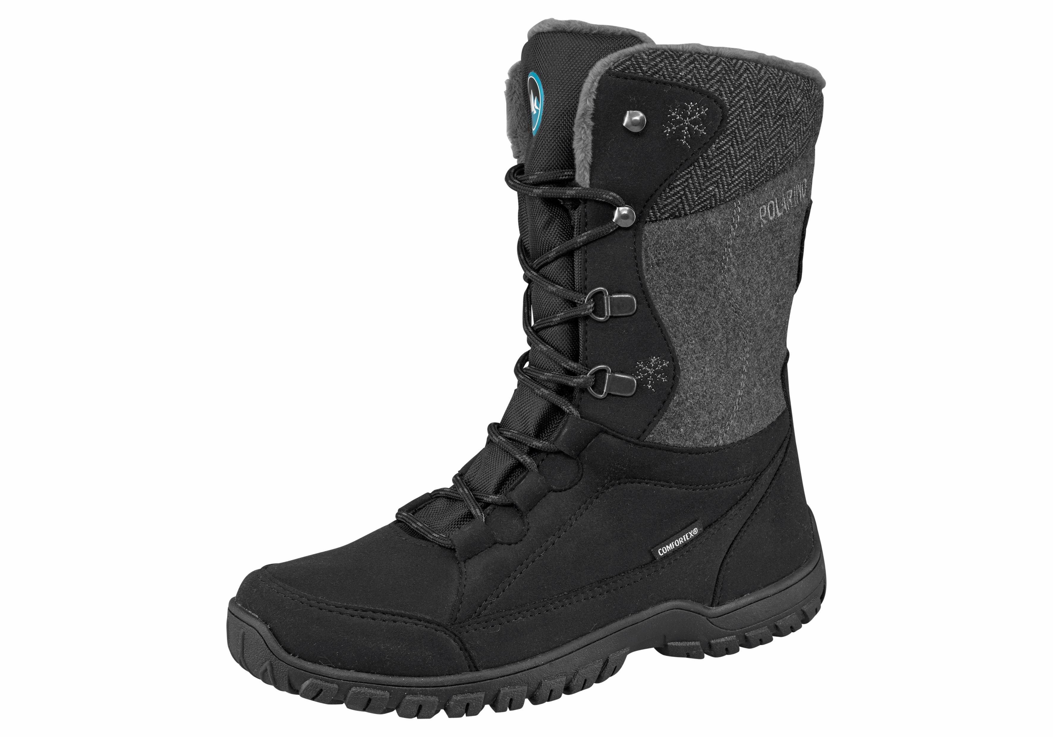 Polarino outdoor winterlaarzen »Boot Elin« nu online bestellen