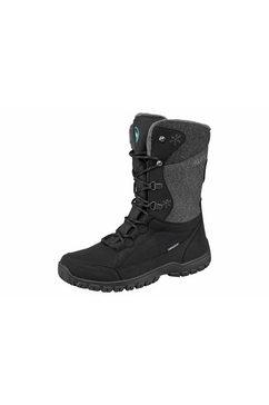 polarino outdoor winterlaarzen boots elin zwart