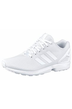 adidas originals sneakers zx flux wit