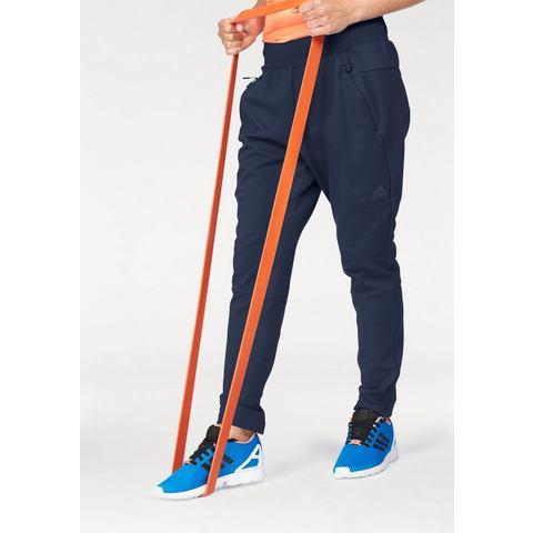 Adidas Z.N.E. Tapp Dames Trainingsbroek (donkerblauw) S