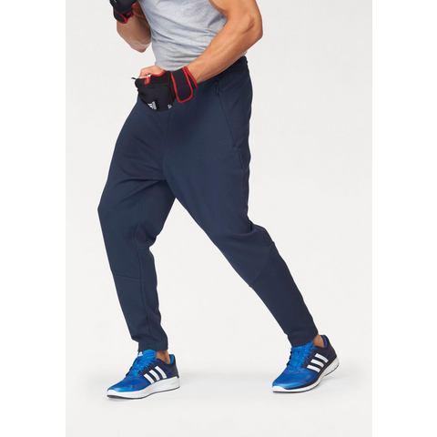 adidas adidas Z.N.E. Broek, Blauw, 2XL, Male, Not Sports Specific