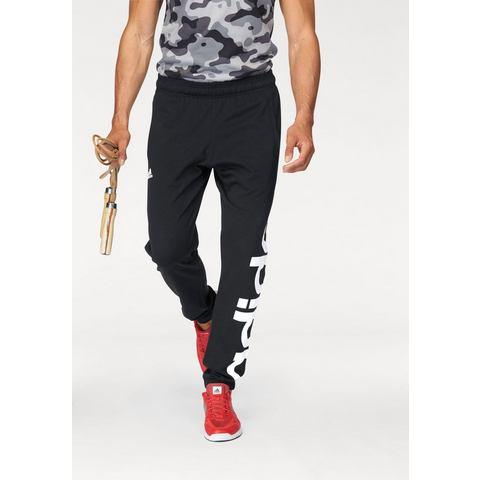 Fitnessbroek Lineage voor heren zwart