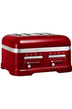 toaster »Artisan 5KMT4205ECA«, voor 4 plakken, tomaatrood