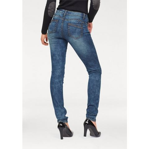 NU 20% KORTING: ARIZONA push-upjeans
