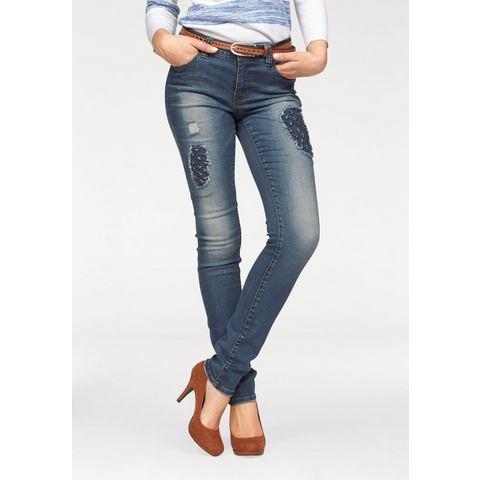 NU 20% KORTING: ARIZONA skinny-jeans
