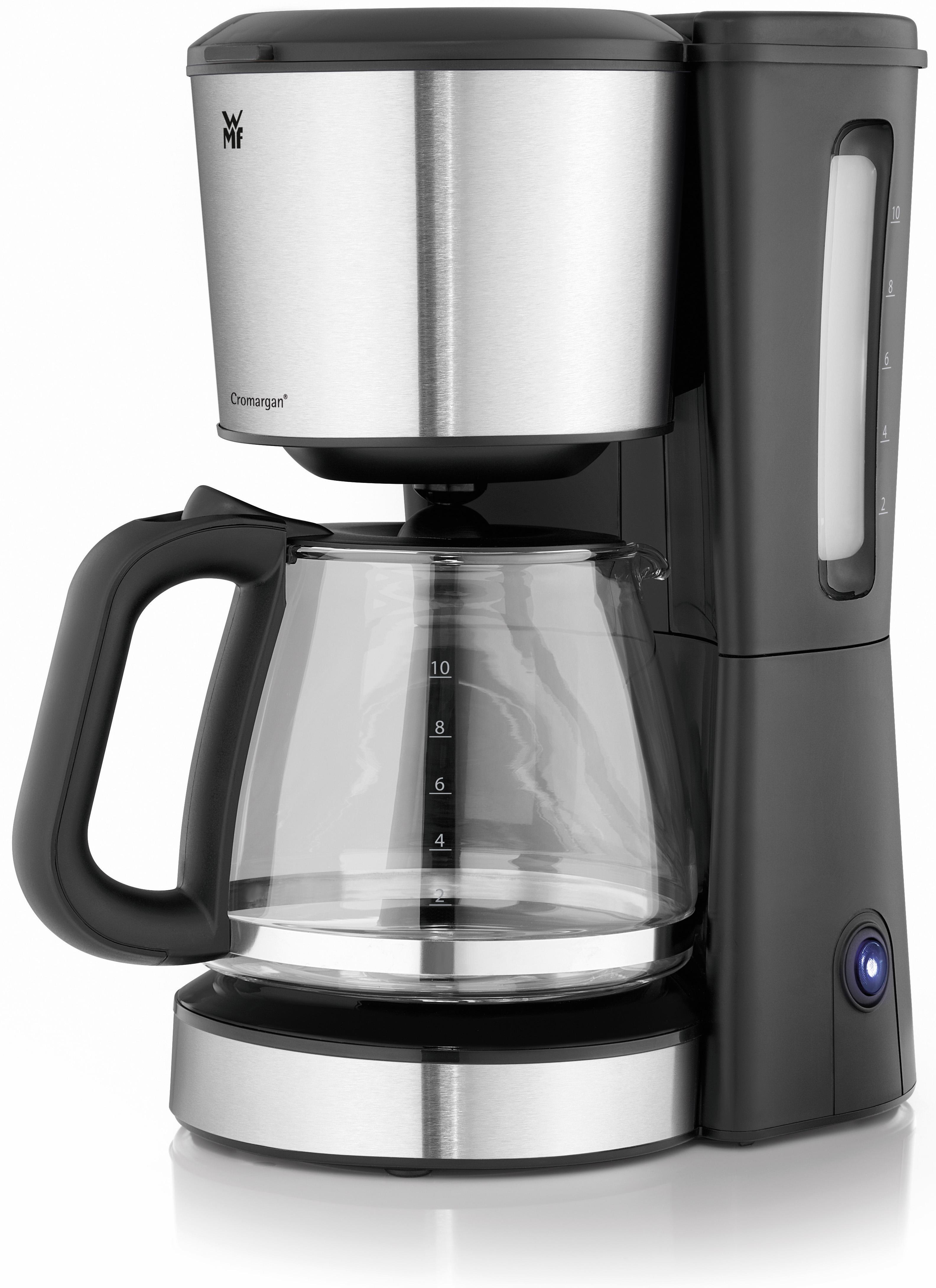 WMF filterkoffieapparaat BUENO, 1,37 l, met glazen kan - gratis ruilen op otto.nl