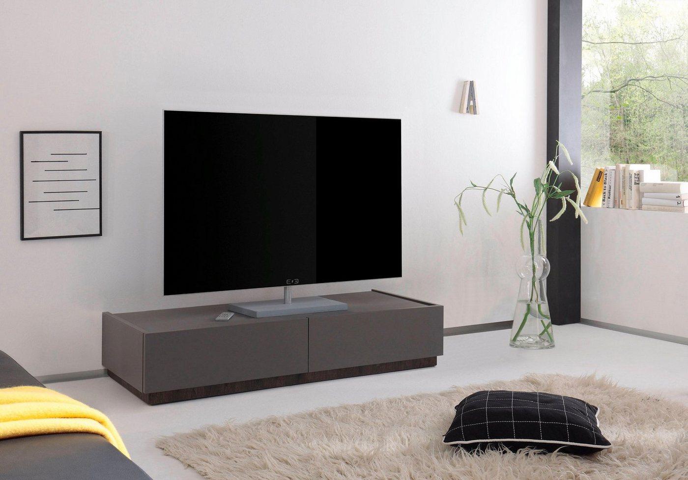 TV-meubel Zela met 2 laden, breedte 123 cm