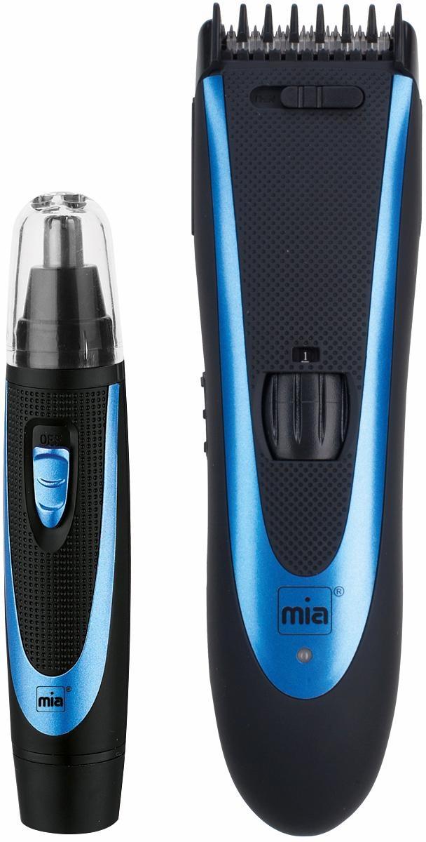 Mia duo-trimmer tondeuseset HC 0274B+NT, met neus-/oorhaartrimmer nu online bestellen
