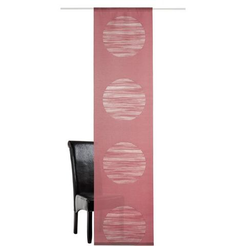 Paneelgordijn, deko trends, »Padova«, met klittenband (per stuk)