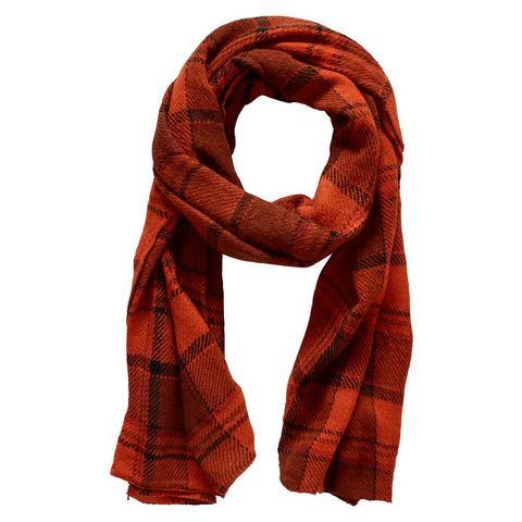 SHEEGO geruite XL-sjaal