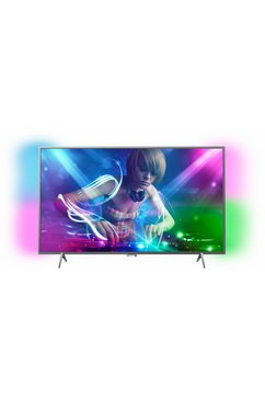 49PUS6401/12, LED-TV, 123 cm (49 inch), 2160p (4K Ultra HD) ambilight, Smart TV