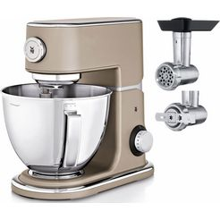 wmf keukenmachine bruin