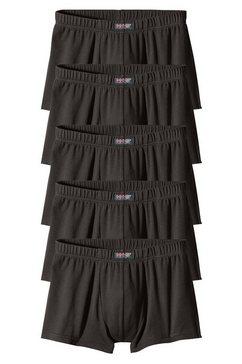 boxershort, set van 5, h.i.s zwart