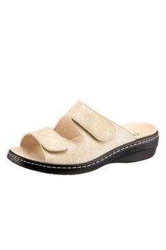 slippers met microfiber-binnenzool