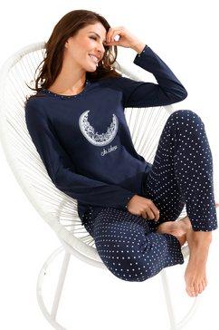 pyjama, ringella, »lingerie« blauw