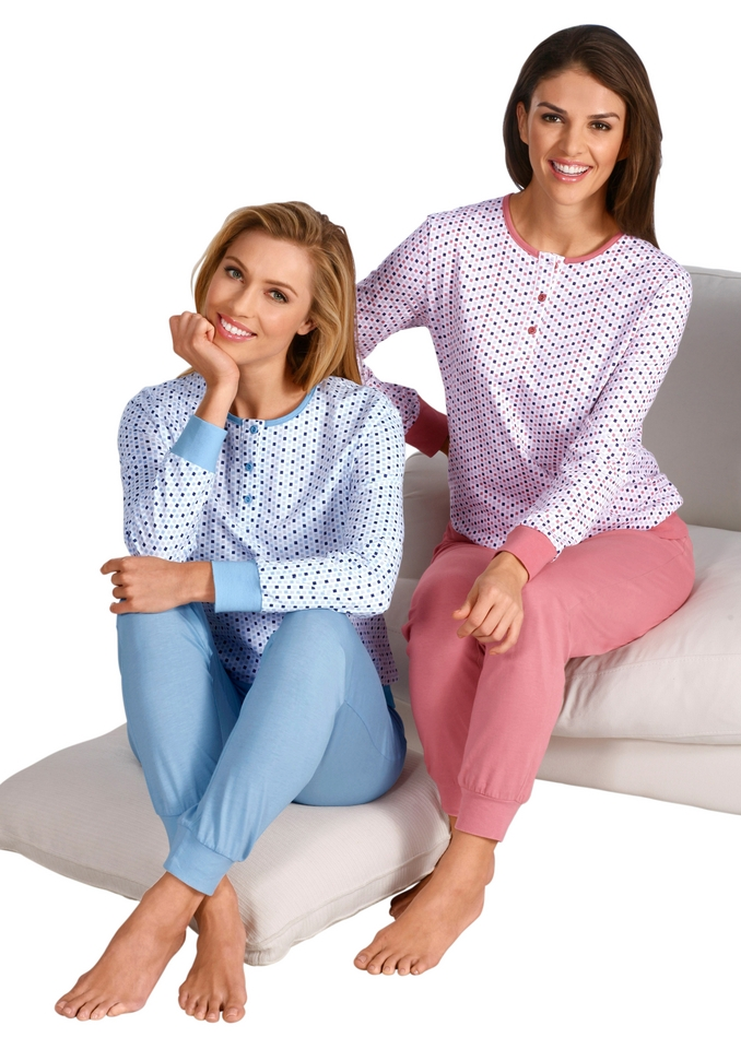 Wäschepur Pyjama (set van 2) goedkoop op otto.nl kopen