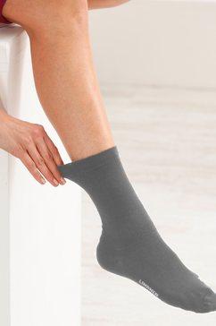 diabetici-sokken, lindner socks (2 paar) grijs