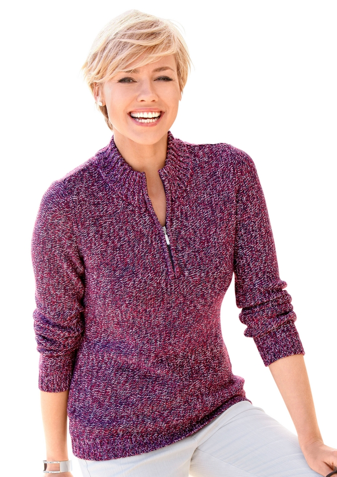 Casual Looks Hoogwaardige, perfect passend gebreide trui bij OTTO online kopen
