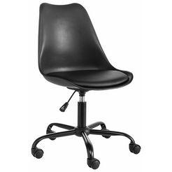 bureaustoel »donny« zwart