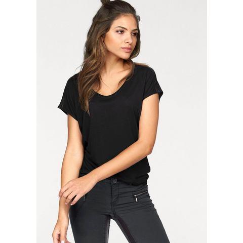 AJC Shirt met zwarte inzetten