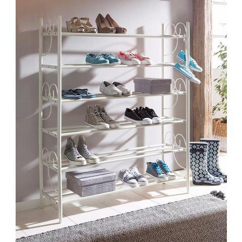 HOME AFFAIRE schoenenrek Princess, set van 3