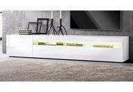 Lowboard, breedte 200 cm