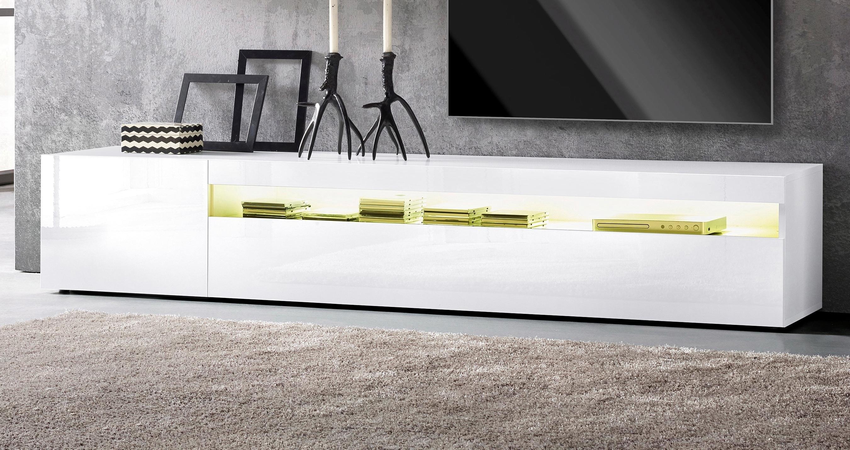 Tecnos tv-meubel Breedte 200 cm, zonder verlichting goedkoop op otto.nl kopen