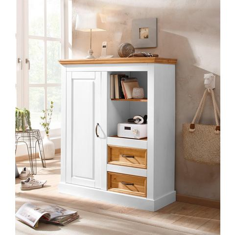 Dressoirs HOME AFFAIRE highboard Selma breedte 100 cm 870672
