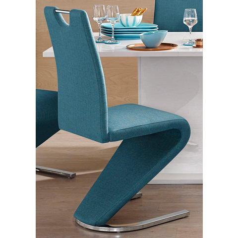 Eetkamerstoelen Vrijdragende stoel (set van 2) 548391