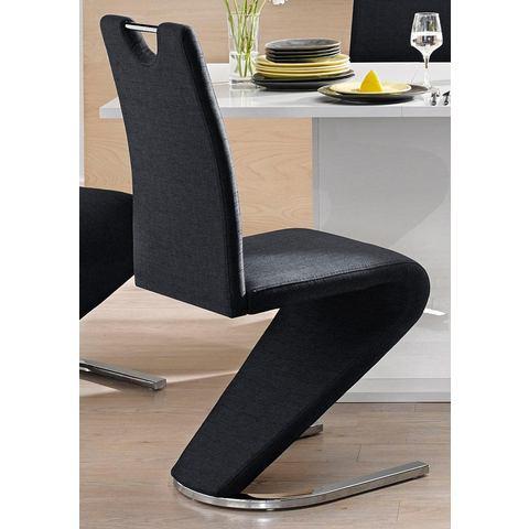 Eetkamerstoelen Vrijdragende stoel (set van 2) 637577