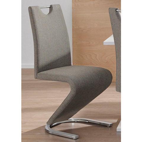 Eetkamerstoelen Vrijdragende stoel (set van 2) 808126