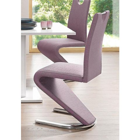 Eetkamerstoelen Vrijdragende stoel (set van 2) 813609