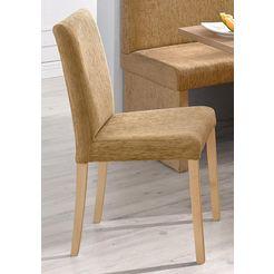 stoel (set, 2 stuks) goud