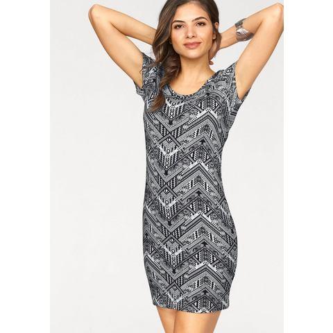 NU 20% KORTING: AJC Jersey-jurk met stretch
