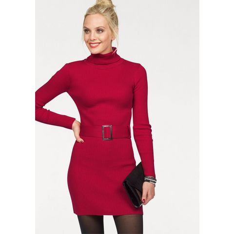 Picture MELROSE tricotjurk rood 794807