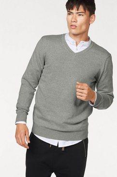 pullover, john devin grijs