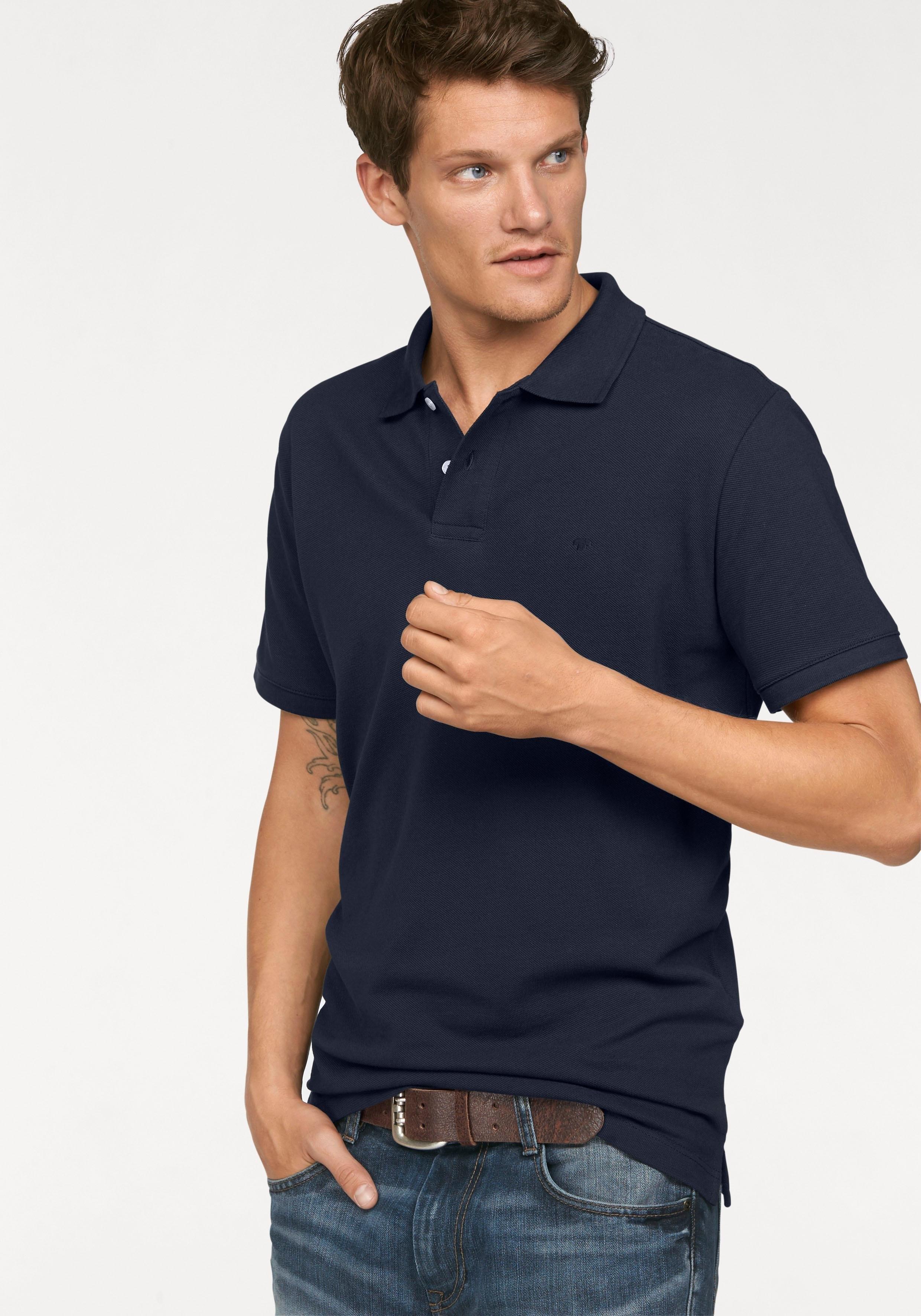 TOM TAILOR Poloshirt Basic nu online bestellen